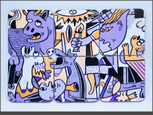 SQ_HB_Guernica_Purp_6set_