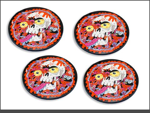 x-rnd-cb-coaster-4set-red-skullguts