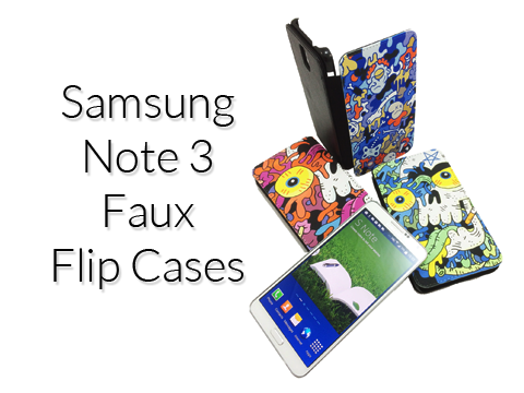 Samsung Galaxy Note 3 | Faux Leather Wallet