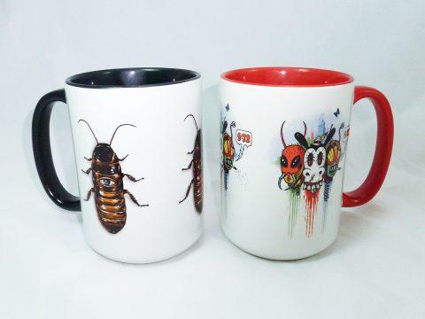 Krent Able Mugs