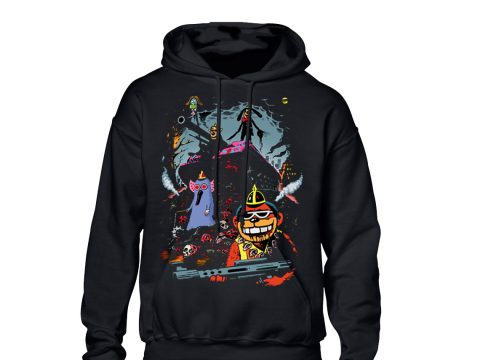 Krent Able Hoodies
